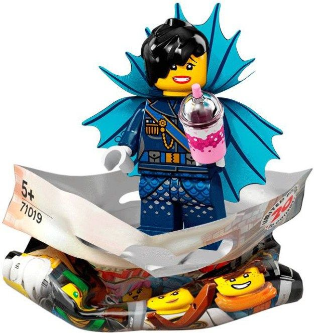 First ten LEGO Ninjago Movie collectible minifigures revealed [News] | The Brothers Brick | The Brothers Brick