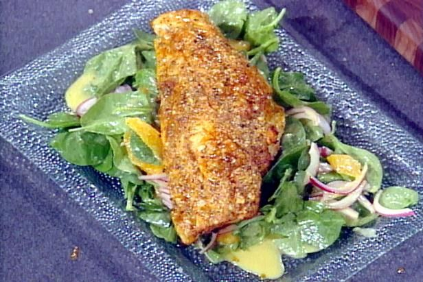 Get Paul's Grilled Grouper Recipe from Food Network