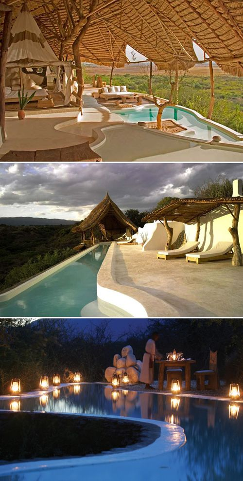 Best Places To Go For Your #Honeymoon #Shompole_Lodge in #Kenya http://en.directrooms.com/hotels/country/4-136/