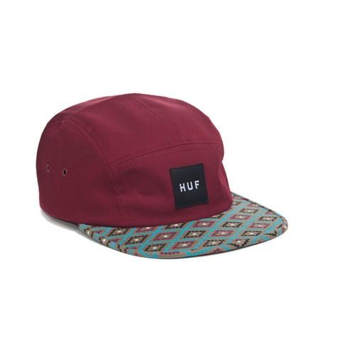 Huf Hex Diamonds hat