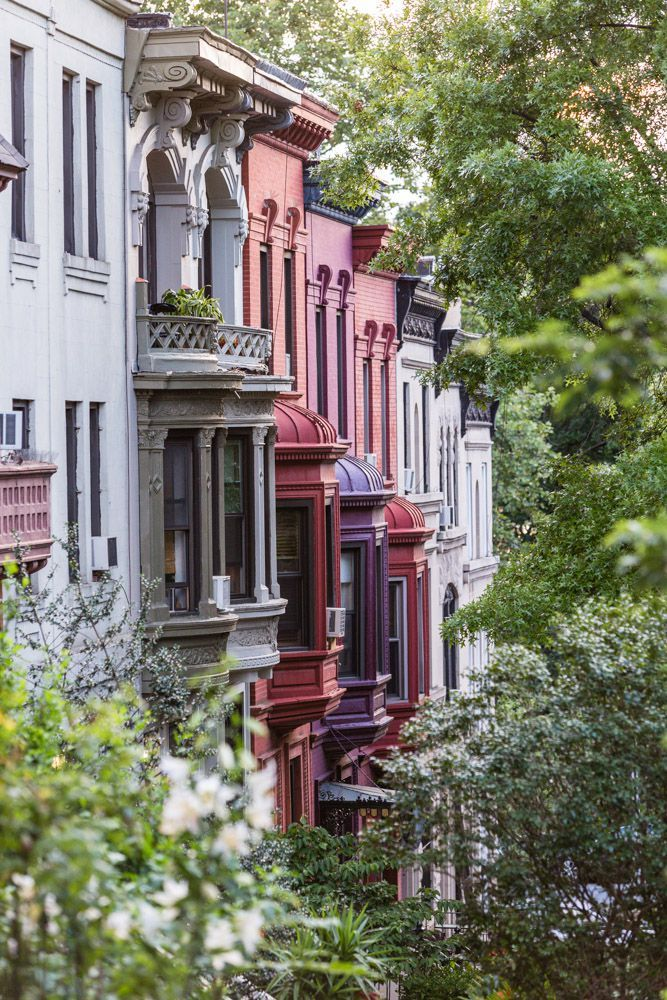 One of my favorite streets with beautiful architecture in Upper West Side....Photo by Pavel Bendov