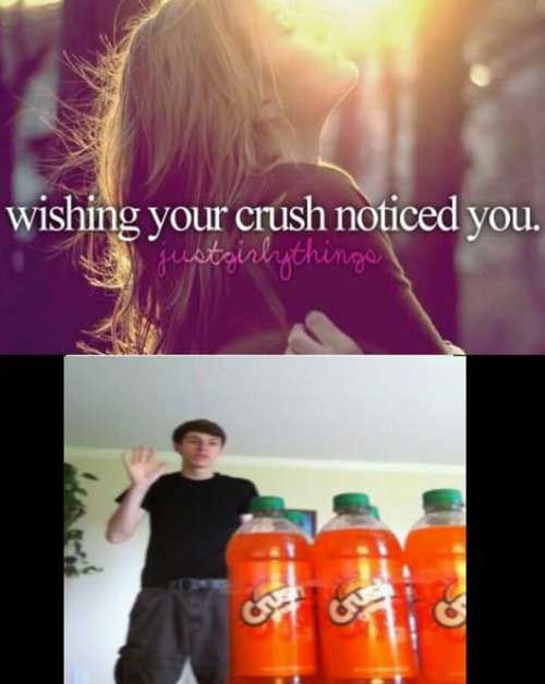 just girly thing parody crush