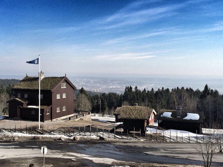 Frogner seteren i Oslo ! Photo by @villatverrteigen