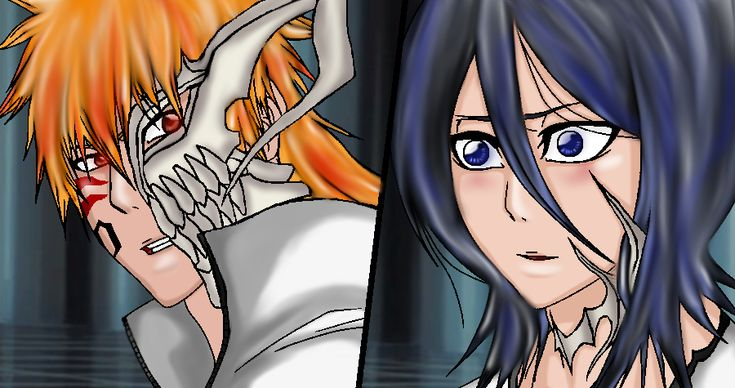 Bleach Espada - First Meet [Colouration] by DarkLordLuzifer  Story by me