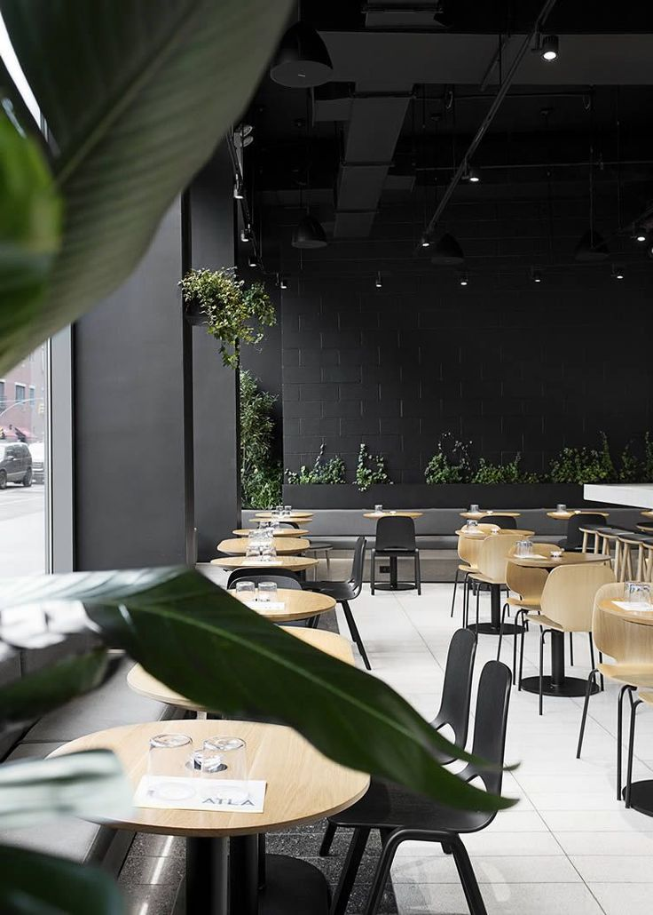 Relaxed Mexican dining and design-conscious styling unite at New York neighbourhood restaurant, ATLA...
