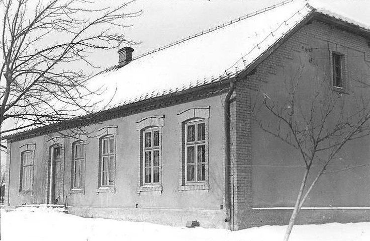 On 25 June 1942 the womens penal company was founded in a village of Budy 7 km away from the Auschwitz I camp. Germans transferred there 200 Polish prisoners who were registered in the camp on April 27 and May 28. They were located in a former school building (in the picture) surrounded with two lines of barbed wire fence. The women lived in the attic the basement and in additional barracks. The first supervisor of the female penal company was SS-Aufseherin Elfrieda Runge. The camp was…