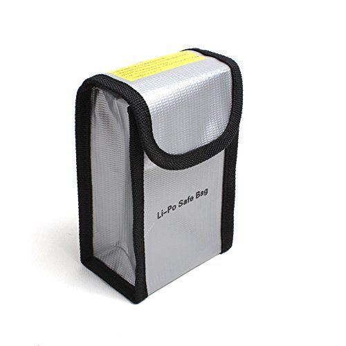 Hobby-FunResistente a la batería de Lipo Lipo Guardia de seguridad contra incendios Bolsa de seguridad para Phantom 3/4 - http://www.midronepro.com/producto/hobby-funresistente-a-la-bateria-de-lipo-lipo-guardia-de-seguridad-contra-incendios-bolsa-de-seguridad-para-phantom-34/