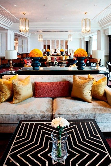 India, Art, Leela Palace Chennai - Living Room Design Ideas & Pictures (houseandgarden.co.uk)