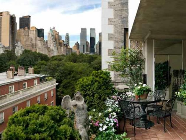 Joan Rivers Apartment Building joan rivers' penthouse apartment | stellar outdoor spaces