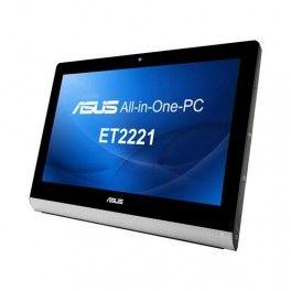 """Asus AIO ET2221INTH-B054K. ASUS 2221INTH ET, 54.61 cm (21.5""""), 1920 x 1080 Pixeles, Multi-touch, 2.7 GHz, Intel Core i5, i5-4430S"""