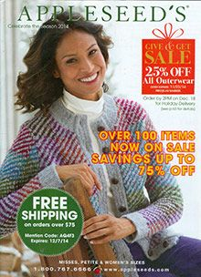 Appleseeds Clothing - classic women's clothing