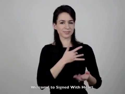 Learn American Sign Language - ASL Grammar - YouTube
