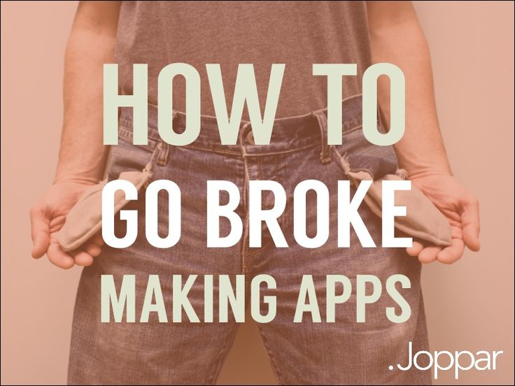 Indie developers, learn what it takes to really make money in the top app stores and avoid going broke.