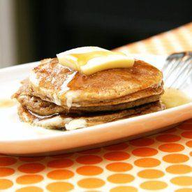 sweet potato pancakes: 12-18 months  2 cups of white whole wheat flour*  3 tsp. …