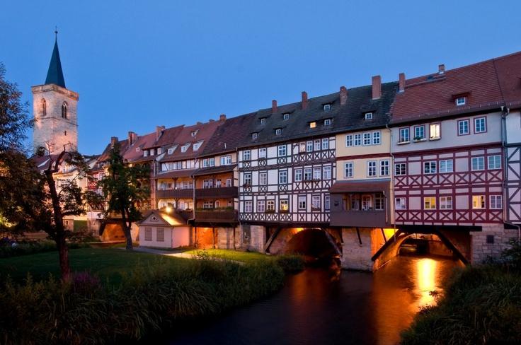 Krämerbrücke, Erfurt