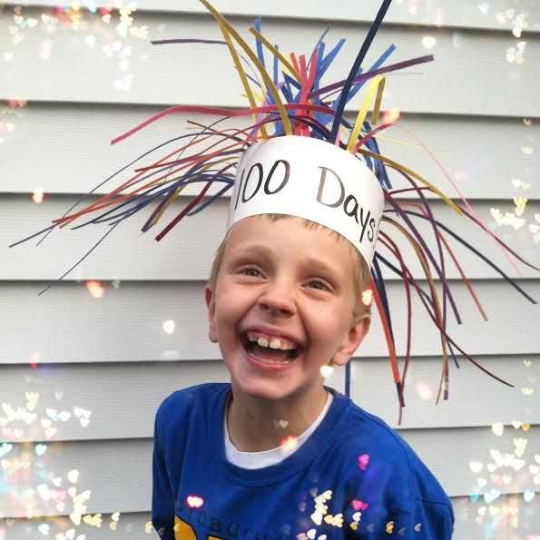100 Days of School Project Ideas and Shirt for boys and girls