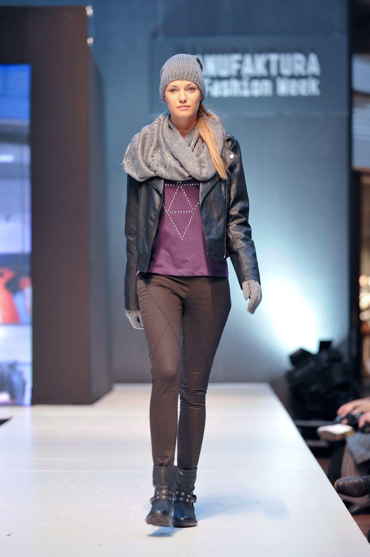 Pokaz DIVERSE, 8. Manufaktura Fashion Week/Fast Fashion, fot. Łukasz Szeląg.  #fashionweekpoland #fashionweekpl  #fall #trends #fashionphilosophy #fashionaddict #manufaktura