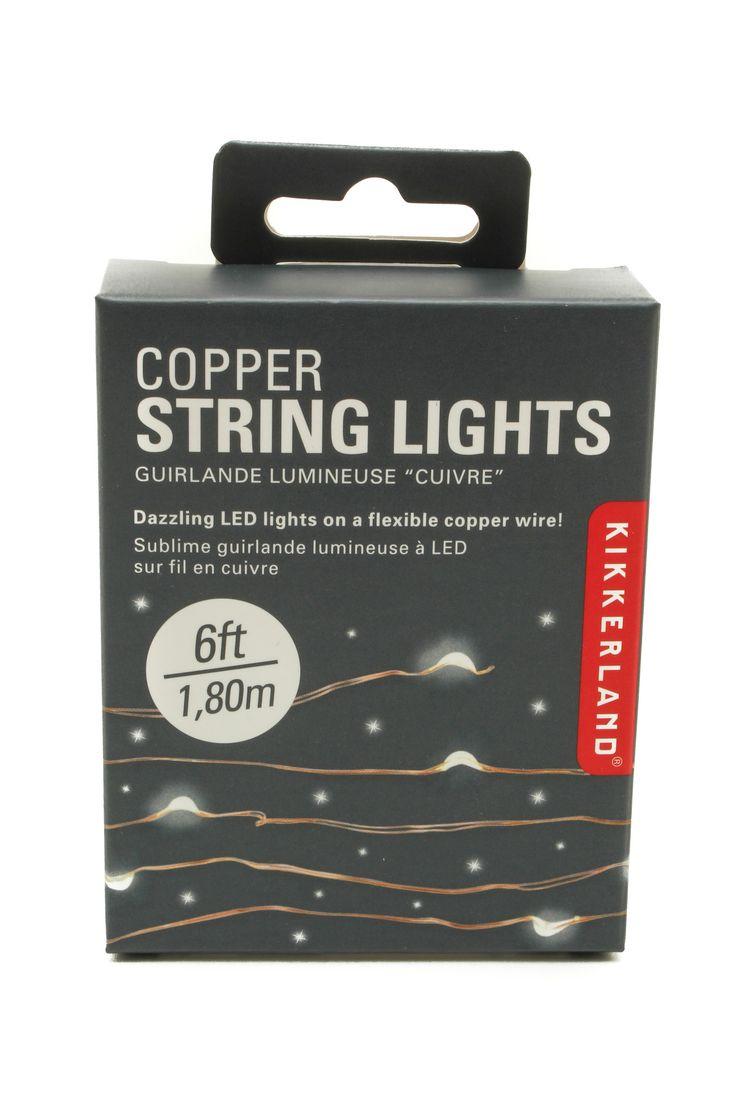 Copper Lights - Tigertree - 1