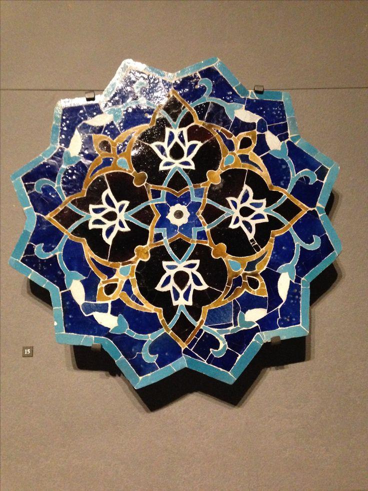 Arte Islâmica do Museu do Louvre.