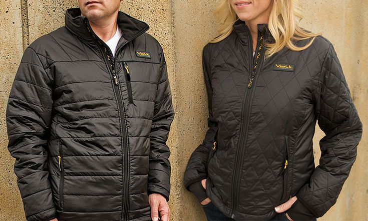 Volt Resistance Insulated Heated Jacket