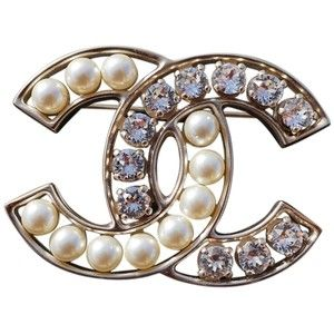 Chanel Brooches - Shop for Chanel Brooches on Polyvore