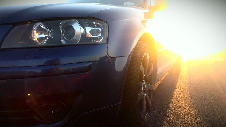 My Audi A3 2005 sportback