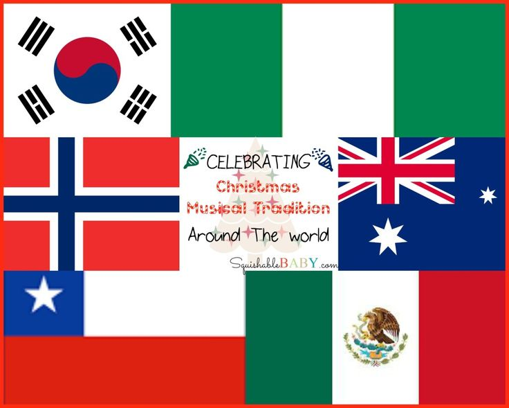 Celebrating Christmas Musical Traditions Around the World | Multicultural Kid Blogs