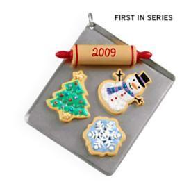 2009 SEASON'S TREATINGS #1 HALLMARK ORNAMENTS