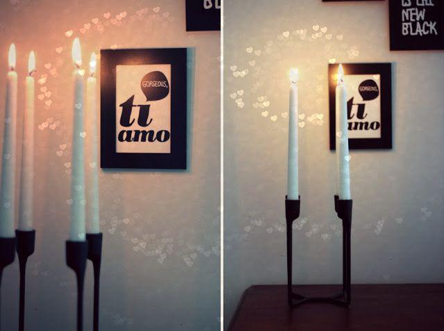 Heima candle holder