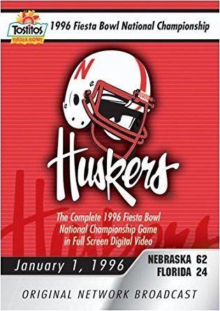 Artist Not Provided & Nebraska Football - 1996 Fiesta Bowl National Championship Game