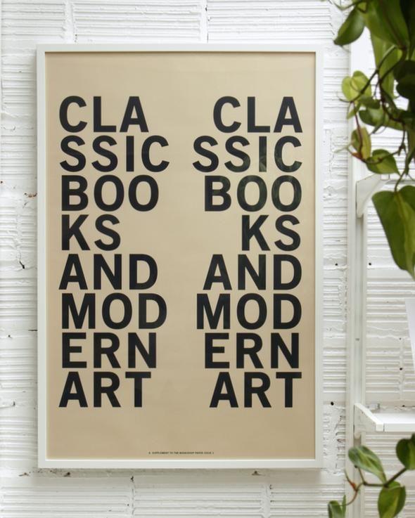 Art Book Shop Modern Art Prints Classic Books Modern Art
