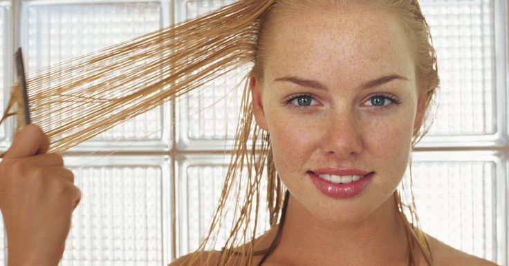 Cómo teñir tu cabello temporalmente usando gelatina