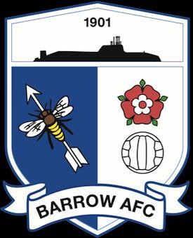 Barrow crest.