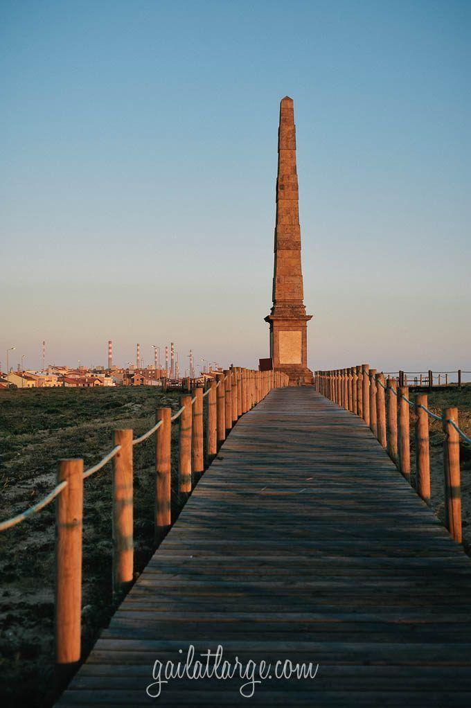 Praia da Memória (Matosinhos, Porto, Portugal)