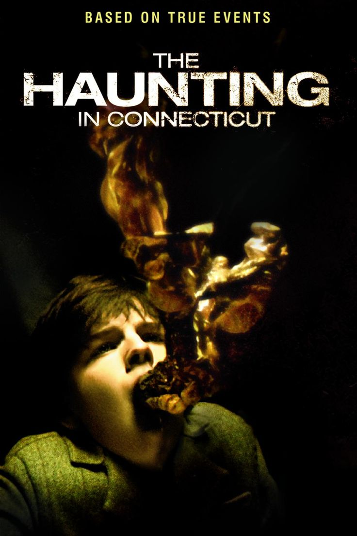 The Haunting in Connecticut - This movie inspired me to write my short story 'The Borderland'  Very well done movie with great shots and great story.
