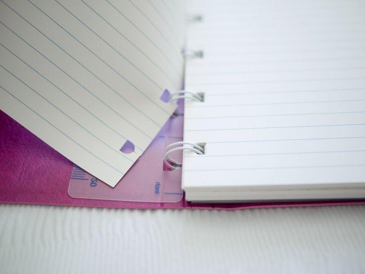 Filofax notebook review
