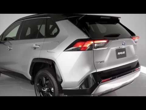 Electric Vehicle Toyota Rav4 Hybrid Xse 2019 Interior Redesign Specs Review Ca
