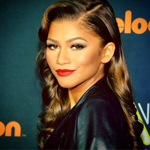 Photos: Zendaya So Classy For The 2014 Nickelodeon HALO Awards November 15, 2014