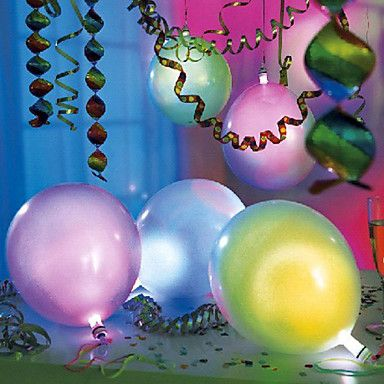 LED flashing light balloon, need some new ideas for your kids' birthday party or looking for new way to decorate your home to be welcoming and colorful? Try this balloon light, you can easily switch it to any color you want!