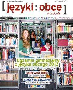 01/2012 | Języki Obce w Szkole