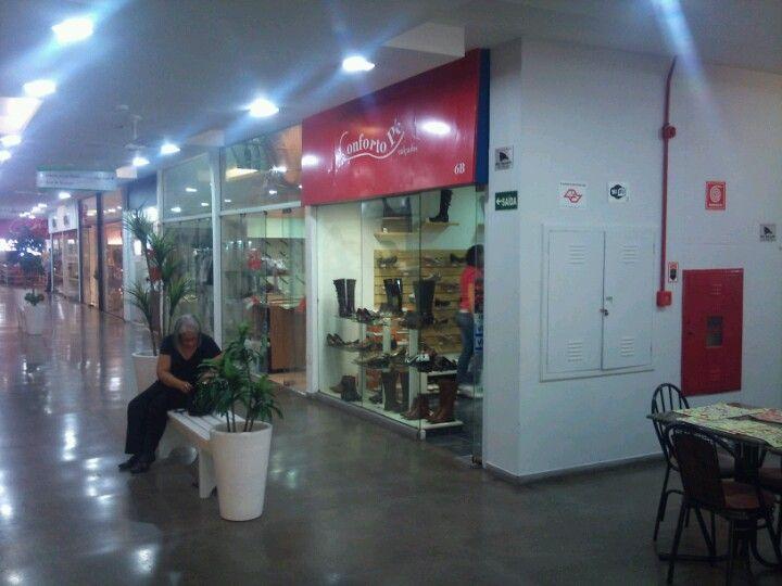 Shopping Portal do Morumbi em São Paulo, SP