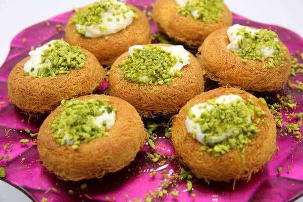 دونات الكنافة Ingredients Recipes Recipes Arabic Dessert