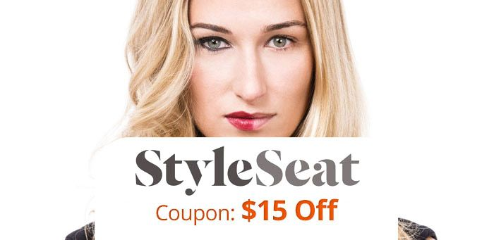 StyleSeat Promo Code: Get $15 off with discount code link, plus read a review!