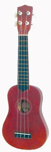 Soprano Uke Beginners Model All Wood Mahogany Fininsh by Santa Rosa. $39.99. Our newest price sensitive economy wood soprano ukulele.   Complete with metal frets on a wood fingerboard with guitar style machine heads and a hardwood bridge.   A real wood playable ukulele priced for the beginner at a price as low as many toy ukes on the market today.