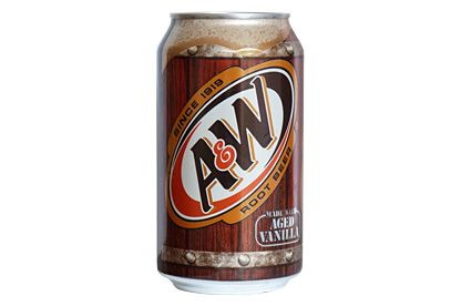 A&W Root Beer £1.20