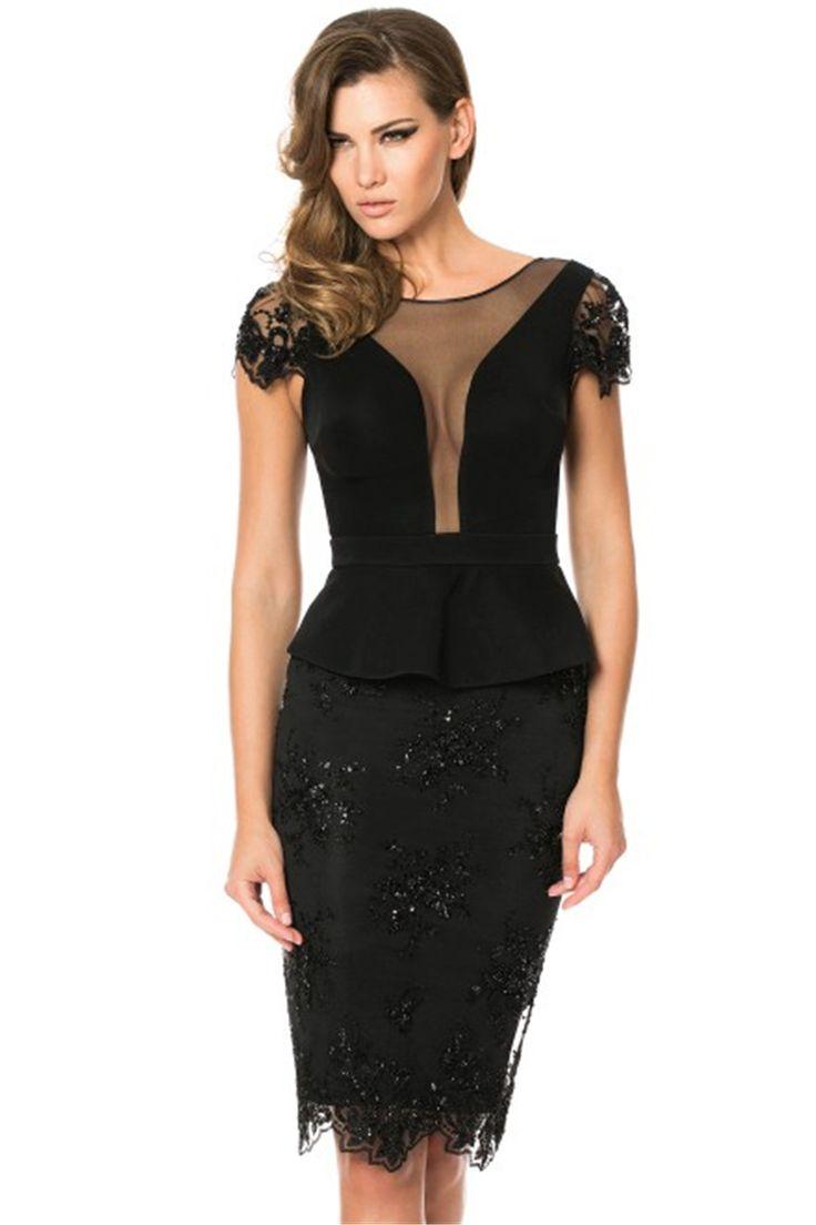 25  best ideas about Elegant cocktail dress on Pinterest ...