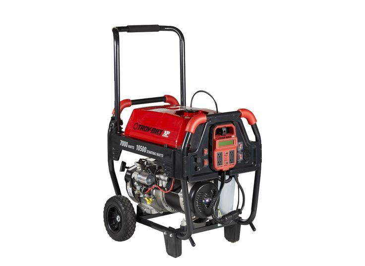 Troy-Bilt XP 7000 30477 information from Consumer Reports