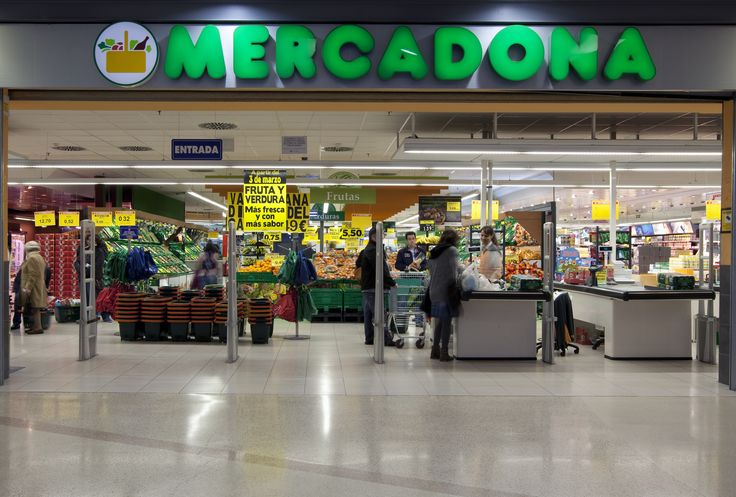Supermarket giant Mercadona shrugs off Amazon online shopping threat