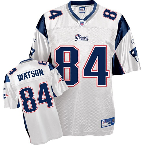 New England Patriots Jersey, Watson