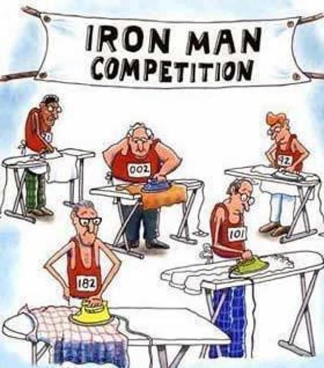 Iron Man Competition     http://OneToughMotherRunner.com